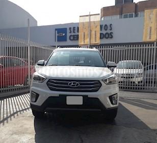Foto venta Auto usado Hyundai Creta LIMITED (2017) color Blanco precio $298,000