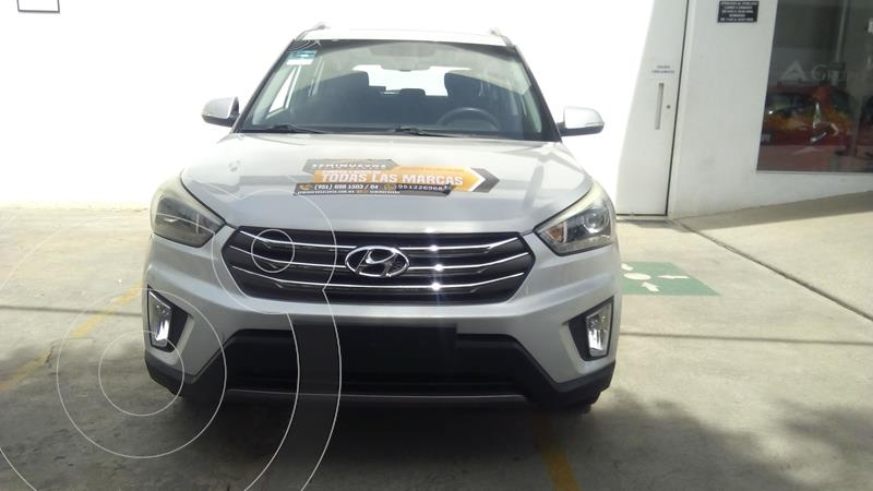 Hyundai Creta GLS Premium Aut usado (2017) color Plata Dorado precio $225,000