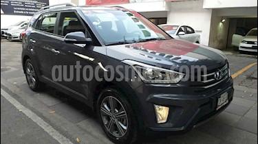 Hyundai Creta 4p GLS Premium L4/1.6 Aut usado (2018) color Gris precio $278,000