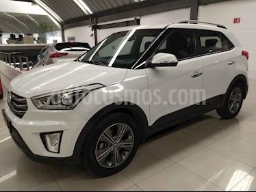 Hyundai Creta 4p Limited L4/1.6 Aut usado (2017) color Blanco precio $268,000