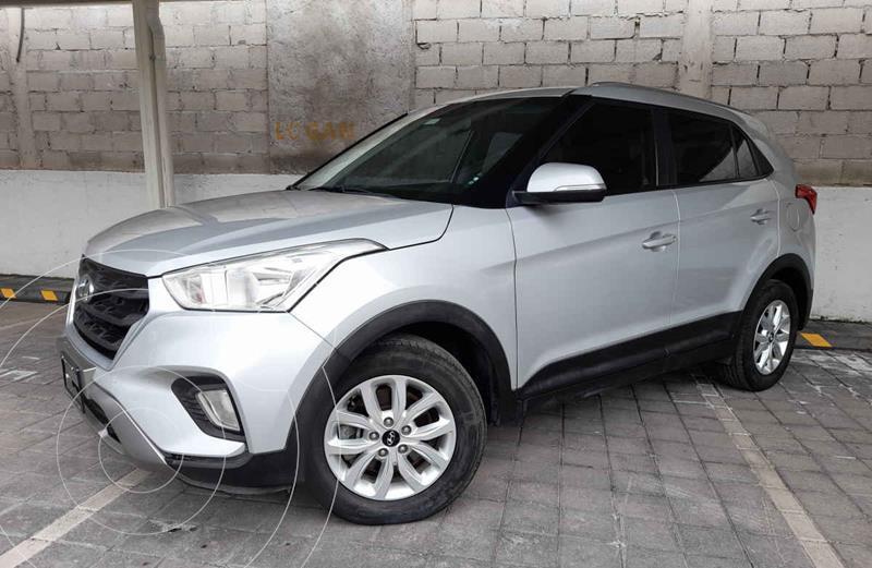 Foto Hyundai Creta GLS Aut usado (2019) color Plata precio $310,000
