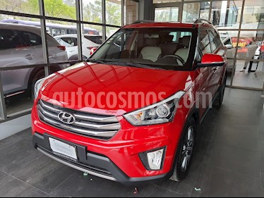Hyundai Creta Limited Aut usado (2017) color Rojo precio $239,000