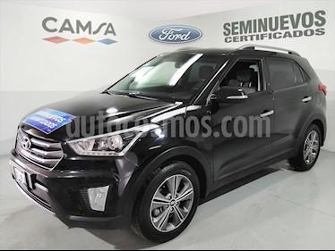 Hyundai Creta Limited Aut usado (2018) color Negro precio $292,900