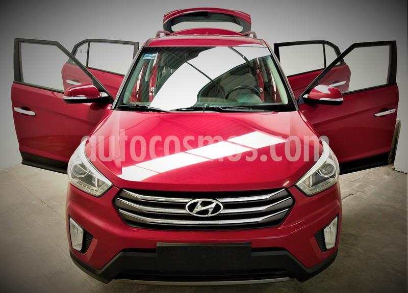 Hyundai Creta Limited usado (2018) color Rojo precio $279,999