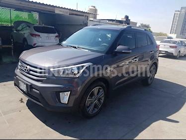 Hyundai Creta GLS Premium Aut usado (2018) color Gris precio $279,900