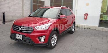 Hyundai Creta GLS usado (2017) color Rojo precio $230,000