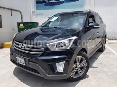 Hyundai Creta Limited Aut usado (2017) color Negro precio $233,900