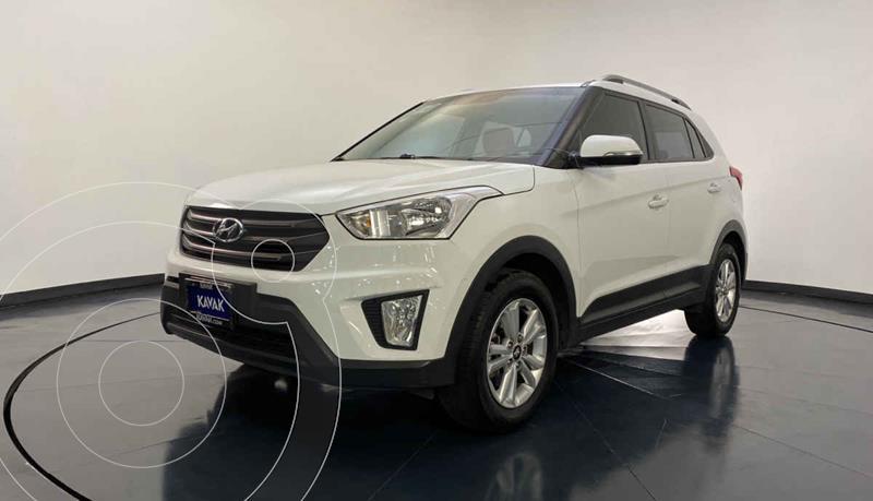 Hyundai Creta GLS Aut usado (2018) color Blanco precio $252,999