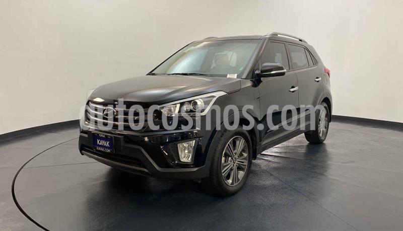 Hyundai Creta Limited Aut usado (2018) color Negro precio $302,999
