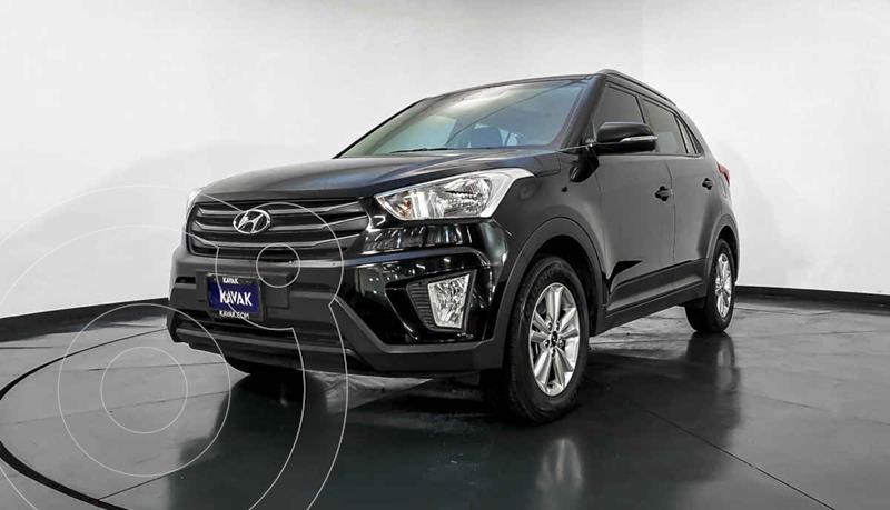 Hyundai Creta GLS usado (2018) color Negro precio $254,999