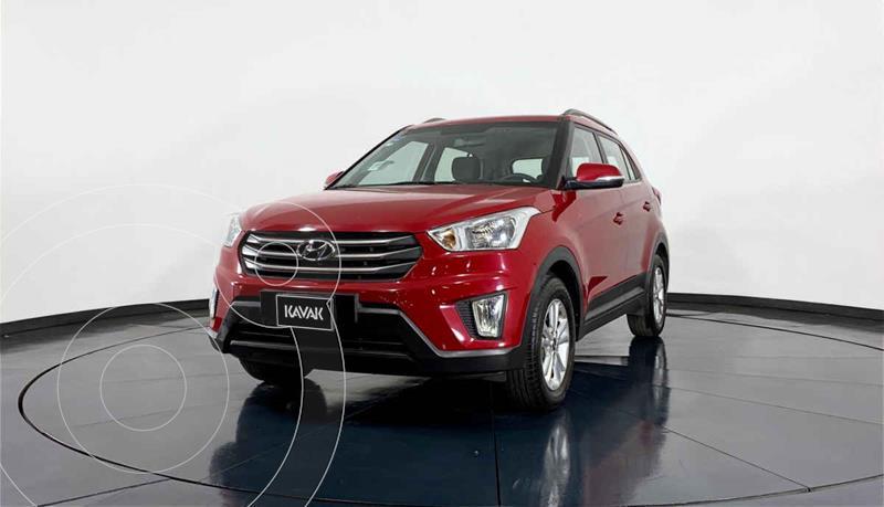 Foto Hyundai Creta GLS usado (2017) color Rojo precio $259,999