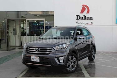 Hyundai Creta GLS Premium Aut usado (2017) color Negro precio $269,000