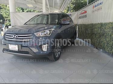 Hyundai Creta Limited Aut usado (2017) color Azul precio $260,000