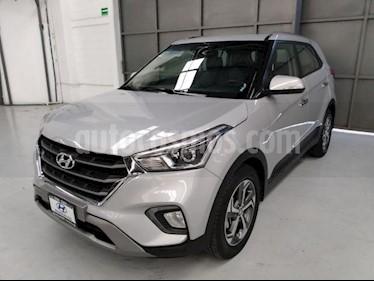 Hyundai Creta 4P LIMITED L4/1.6 AUT usado (2019) color Plata precio $340,000