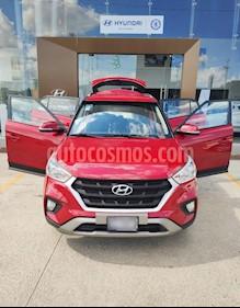 Hyundai Creta GLS usado (2019) color Rojo precio $280,000