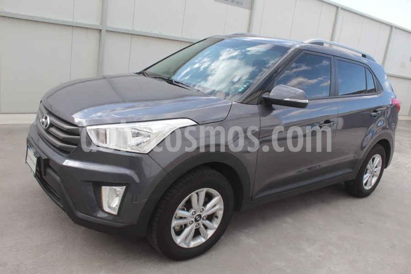 Hyundai Creta GLS usado (2018) color Gris precio $255,000