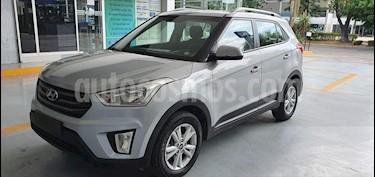 Hyundai Creta GLS Aut usado (2018) color Plata precio $257,000