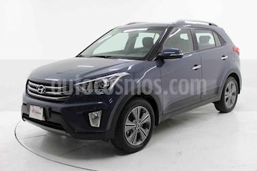 Hyundai Creta GLS Premium Aut usado (2017) color Azul precio $269,000