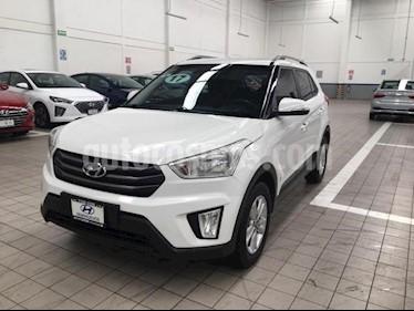 Foto Hyundai Creta 4p GLS L4/1.6 Man usado (2017) color Blanco precio $235,000