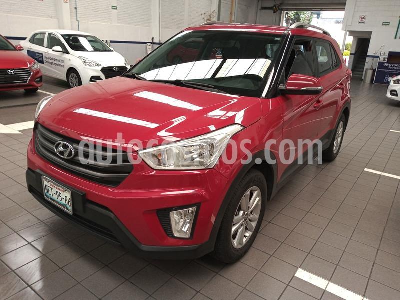 Hyundai Creta GLS usado (2018) color Rojo precio $251,000