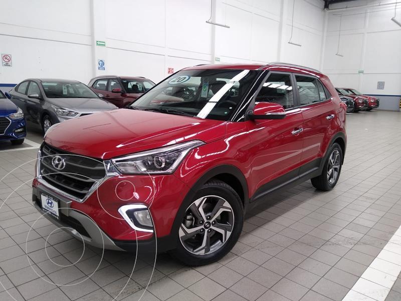 Foto Hyundai Creta GLS Premium usado (2020) color Rojo precio $345,000
