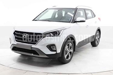 Hyundai Creta GLS Premium Aut usado (2020) color Blanco precio $325,000