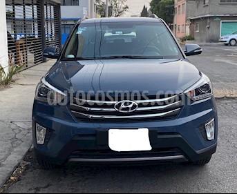 Hyundai Creta GLS Premium Aut usado (2018) color Azul precio $278,000