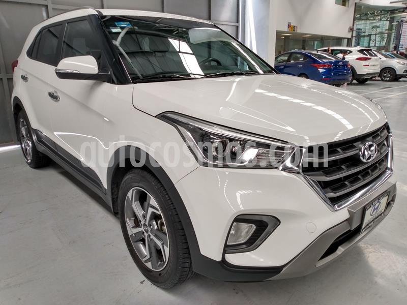 Hyundai Creta Limited Aut usado (2019) color Blanco precio $329,900