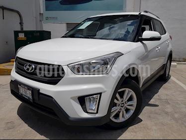Hyundai Creta GLS usado (2017) color Blanco precio $204,900