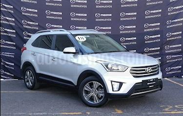 Hyundai Creta Limited Aut usado (2018) color Plata precio $272,000