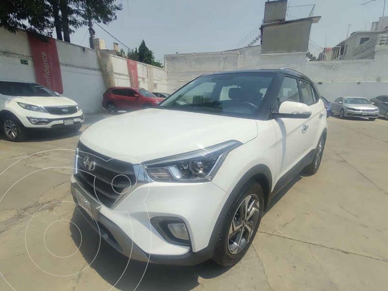 Foto Hyundai Creta Limited Aut usado (2019) color Blanco precio $329,000
