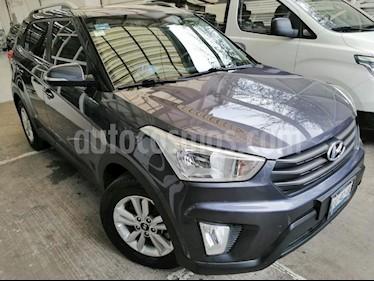 Hyundai Creta GLS usado (2018) color Gris precio $239,000