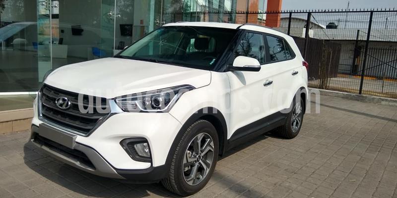 Hyundai Creta Limited Aut usado (2019) color Blanco precio $366,000