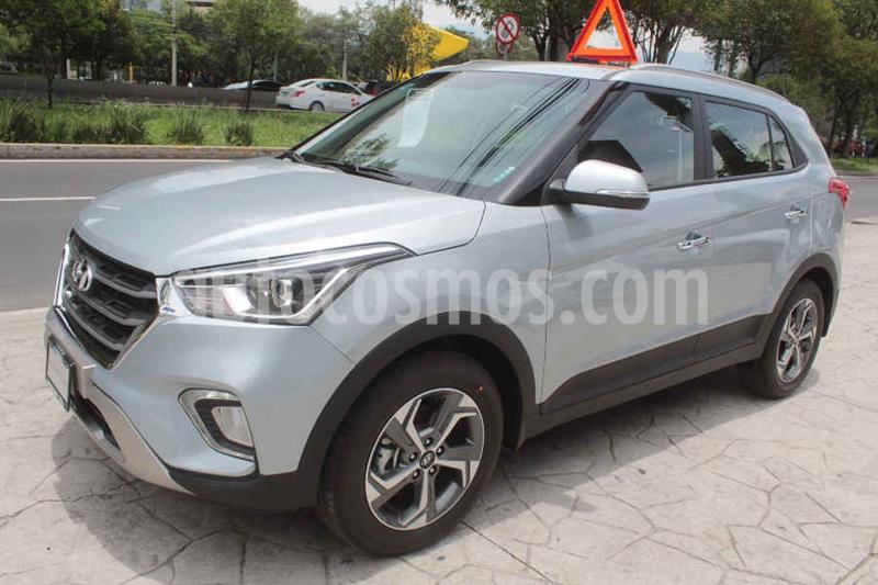 Hyundai Creta Limited Aut usado (2020) color Plata precio $377,800