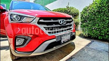 Hyundai Creta Limited Aut usado (2019) color Rojo precio $285,000