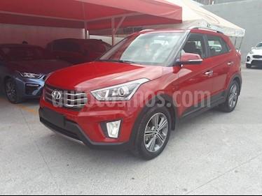 Hyundai Creta Limited Aut usado (2018) color Rojo precio $290,000