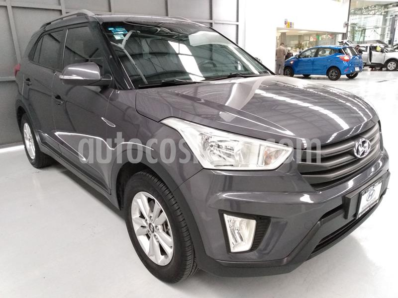 Hyundai Creta GLS Aut usado (2018) color Gris precio $259,900