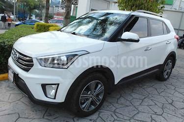 Hyundai Creta 4p Limited L4/1.6 Aut usado (2018) color Blanco precio $298,000