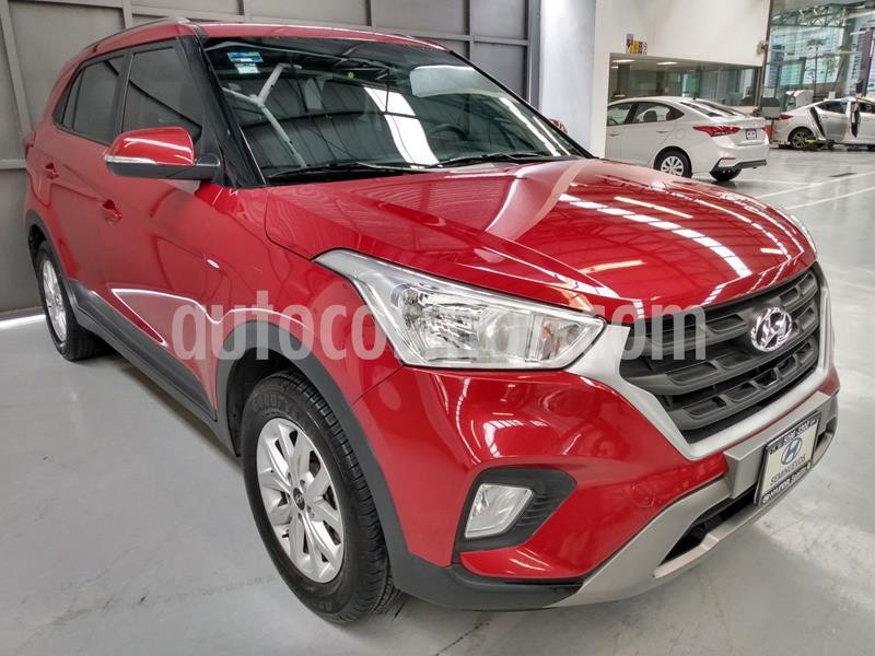 Hyundai Creta GLS usado (2019) color Rojo precio $269,900
