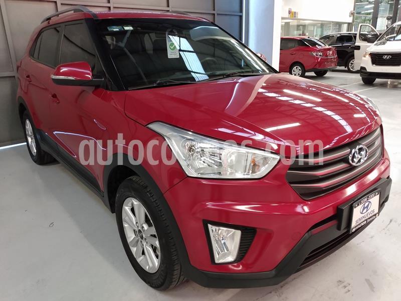 Hyundai Creta GLS usado (2018) color Rojo precio $259,900