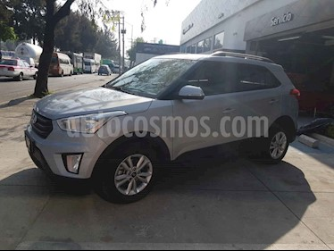 Hyundai Creta GLS usado (2018) color Plata precio $244,900