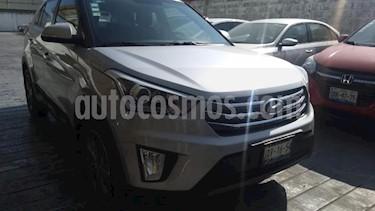 Hyundai Creta 5P GLS PREMIUM 1.6L TA F. LED RA-17 usado (2017) color Plata precio $254,000