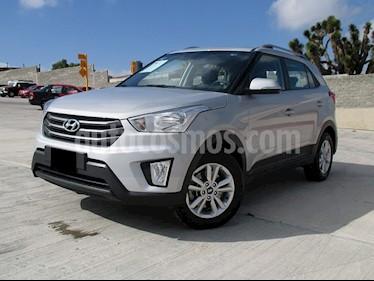 Hyundai Creta GLS usado (2018) color Plata precio $268,000