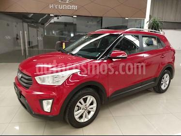 Hyundai Creta 4p GLS L4/1.6 Man usado (2018) color Rojo precio $245,000