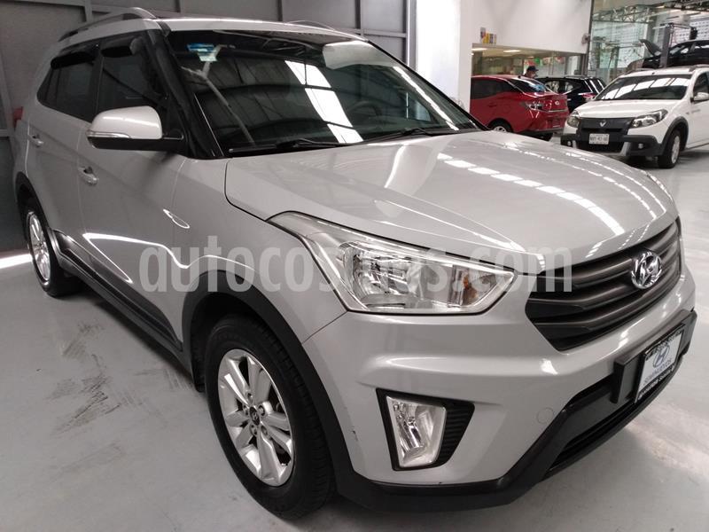 Hyundai Creta GLS usado (2017) color Plata Dorado precio $229,900