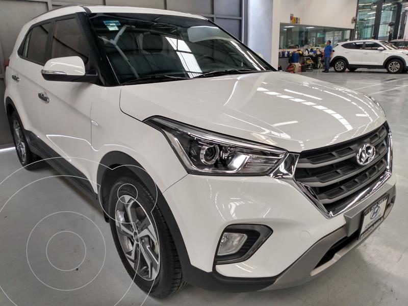 Hyundai Creta GLS Premium Aut usado (2019) color Blanco precio $298,900