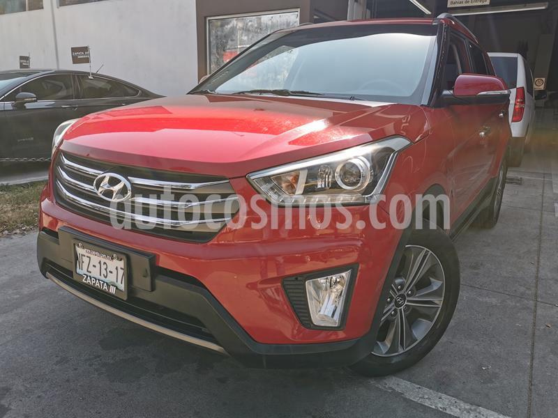 Hyundai Creta GLS Premium usado (2018) color Gris precio $253,000