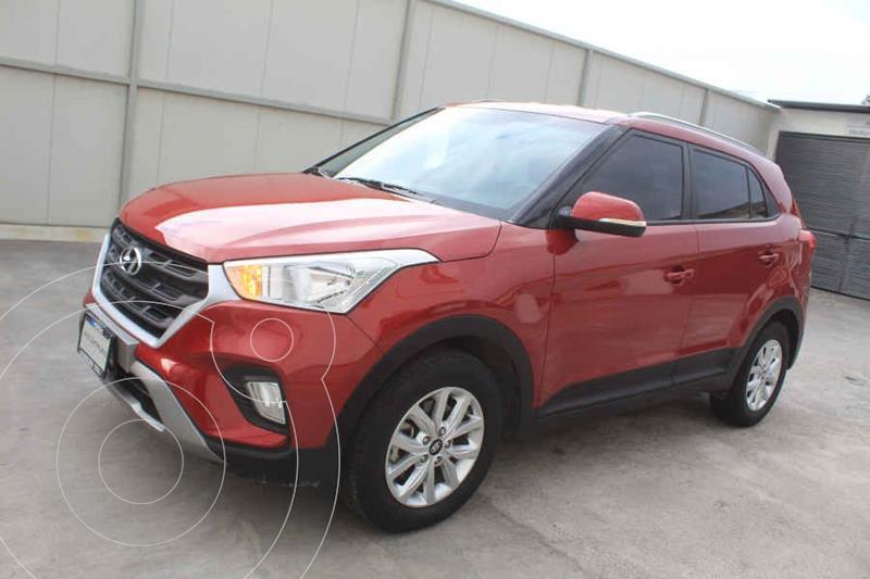 Hyundai Creta GLS usado (2020) color Rojo precio $299,000