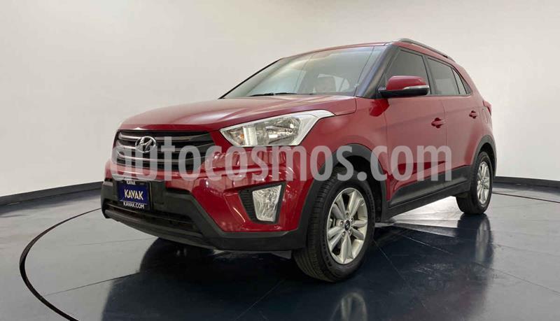 Hyundai Creta GLS Aut usado (2018) color Rojo precio $264,999