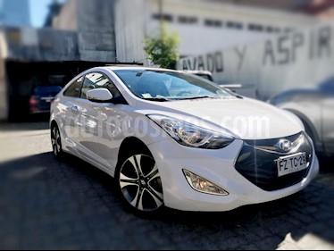 Foto venta Auto usado Hyundai Elantra Coupe 1.8 GLS (2014) color Blanco precio $8.100.000